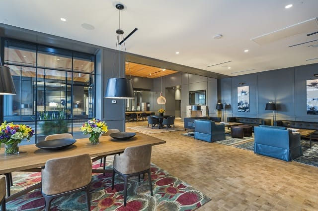 Lobby and Coffee Lounge