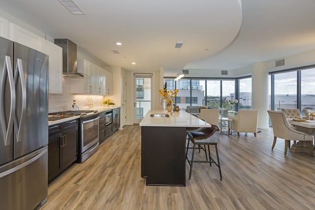 Two Bedroom Kitchen-(Citreous)