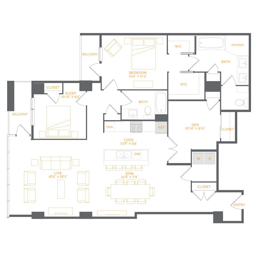 Cherry Creek Apartments Denver: Luxury Apartments For Rent In Denver